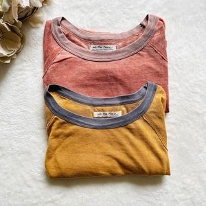 We the Free Oversized T-shirt Bundle